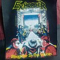 Exhorder - Slaughter in the Vatican Patch