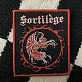 Sortilege - Sortilege Patch