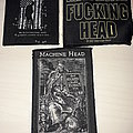 Machine Head Patches