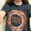 Cannibal corpse 30th anniversary shirt