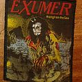 Exumer - Rising from the Sea Patch