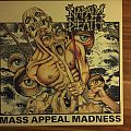 "Napalm Death - Mass Appeal Madness 12"" Tape / Vinyl / CD / Recording etc"