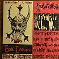 Bolt Thrower / Napalm Death split black LP