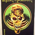 Patch - Iron Maiden BP [not for sale or trade]