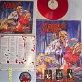 Other Collectable - Merciless Death - Evil in the Night LP