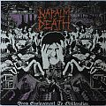 Napalm Death - From Enslavement To Obliteration clear orange LP Re-Release Tape / Vinyl / CD / Recording etc