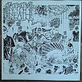 "Napalm Death - Tour EP 7"" black vinyl with poster cover Tape / Vinyl / CD / Recording etc"