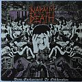 Napalm Death - From Enslavement To Obliteration clear LP Re-Release Tape / Vinyl / CD / Recording etc