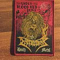 Dismember - Under Blood Red Skies [not for sale or trade] Patch