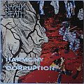 Napalm Death - Harmony Corruption black LP Re-release Tape / Vinyl / CD / Recording etc