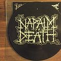 Napalm Death / Insect Warfare split 7""