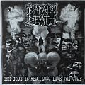 Napalm Death - The Code Is Red... Long Live The Code black LP w. poster cover Tape / Vinyl / CD / Recording etc