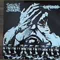 Napalm Death / Carcass split live black LP