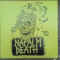 Napalm Death - Hatred Surge grey LP