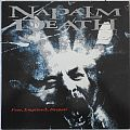 Napalm Death - Fear, Emptiness, Despair LP Tape / Vinyl / CD / Recording etc