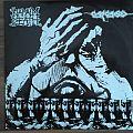 Napalm Death / Carcass split live splatter LP