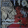 Napalm Death - Harmony Corruption splatter LP Tape / Vinyl / CD / Recording etc