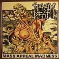 "Napalm Death - Mass Appeal Madness 7"" Tape / Vinyl / CD / Recording etc"