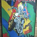 Iron Maiden - Maiden England BP [gone] Patch