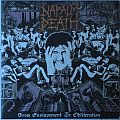 Napalm Death - From Enslavement To Obliteration orange LP Re-Release Tape / Vinyl / CD / Recording etc