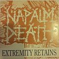 Napalm Death - Extremity Retains clear yellow LP/ brown cover Tape / Vinyl / CD / Recording etc
