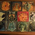 Collection of Shape CDs