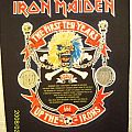 Iron Maiden - First Ten Years Back Patch (not for sale or trade)