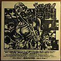 Napalm Death / Extrme Noise Terror split LP