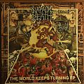 "Napalm Death - The World Keeps Turning EP 12"" Tape / Vinyl / CD / Recording etc"