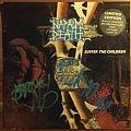 "Napalm Death - Suffer the Children 7"" with autographs Tape / Vinyl / CD / Recording etc"