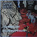 Napalm Death - Harmony Corruption LP 1st Tape / Vinyl / CD / Recording etc