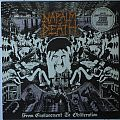 Napalm Death - From Enslavement To Obliteration splatter LP Tape / Vinyl / CD / Recording etc