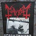 Mayhem Backpatch - Deathcrush