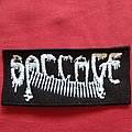 Saccage Patch - Logo