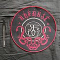 Urfaust Backpatch - Circle