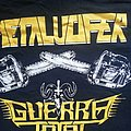 Metalucifer - TShirt or Longsleeve - Metalucifer X Guerra Total