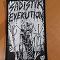 Sadistik Exekution - Patch - Sadistik Exekution Patch