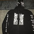 Initiation into eternal Wisdom Hooded Top