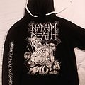Napalm Death Mass Appeal Madness custom hoodie