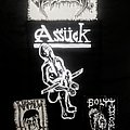 Bolt Thrower - Battle Jacket - Black Army Jacket