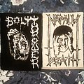 Hand Painted Patches