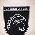 Unseen Abyss logo patch