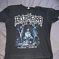 Belphegor - Goatreich - Fleshcult T-shirt