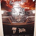 Audrey Horne - Pure Heavy tour poster Other Collectable