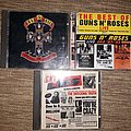 Some Guns N' 'Roses CD's Tape / Vinyl / CD / Recording etc