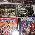 Some Bolt Thrower CD's Tape / Vinyl / CD / Recording etc