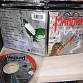 "Manowar - ""The Hell of Steel"" CD + ""poster"" Tape / Vinyl / CD / Recording etc"
