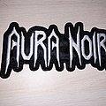 Aura Noir logo patch
