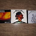 Some Metallica CD's Tape / Vinyl / CD / Recording etc