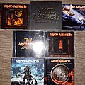 Some Amon Amarth CD's